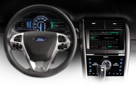 Myford Touch Update >> Cw50 Tech Update Myford Touch Cw50 Detroit