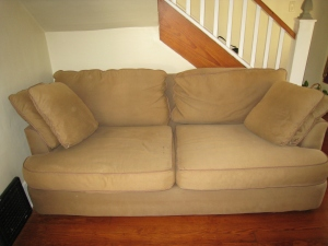 Hudson's couch