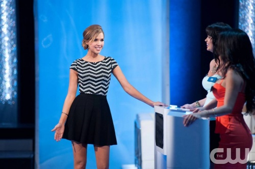 Arielle Kebbel dating show