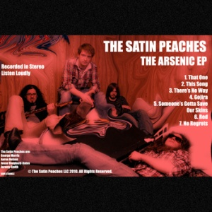 The Satin Peaches