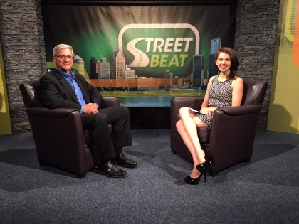 Paul Mulka, the Director of the Michigan Career and Technical Institute, tells Street Beat host Karen Carter how MCTI helps train individuals with disabilities for the workforce. (credit: Kenneth Bryant, Jr. /CW50)