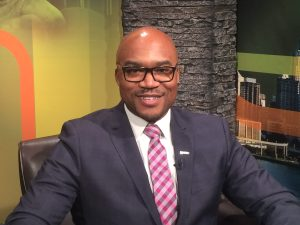 Khary K. Turner, Executive Director of the Coleman A. Young Foundation. (credit: CW50)