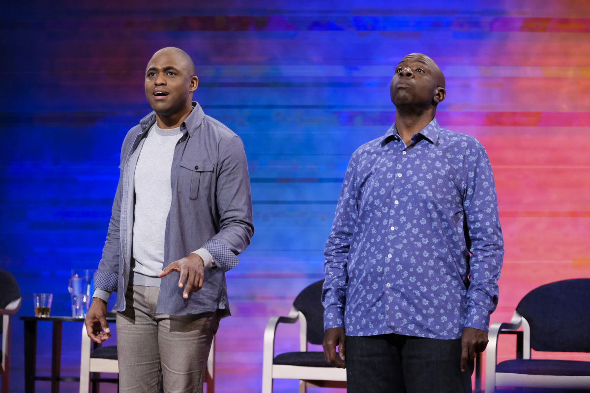 gary anthony williams 3 whose line is it anyway cw50. Black Bedroom Furniture Sets. Home Design Ideas