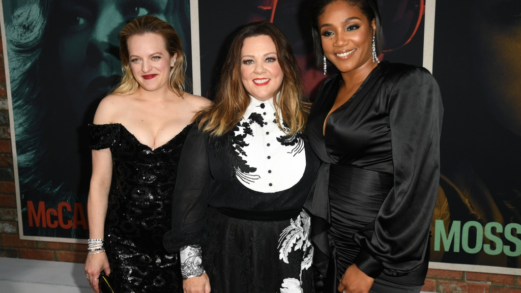 The Kitchen' All-Female Cast Feel Liberated After Working